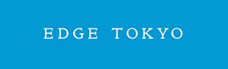 EDGE TOKYO へのリンクのバナー